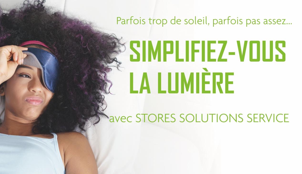 Accroche Stores solutions Service dépannage store volet roulant porte de garage 35